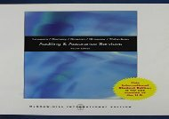 [+][PDF] TOP TREND Auditing and Assurance Services with CD  [FULL]