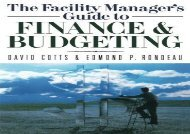 [+][PDF] TOP TREND The Facility Manager s Guide to Finance and Budgeting  [FULL]