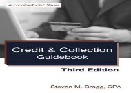 [+][PDF] TOP TREND Credit   Collection Guidebook: Third Edition  [FREE]