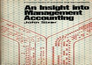 [+]The best book of the month An Insight Into Management Accounting (Pelican Library of Business   Management)  [NEWS]