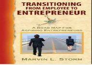 [+][PDF] TOP TREND Transitioning from Employee to Entrepreneur - A Road Map for Aspiring Entrepreneurs  [READ]