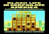 [+]The best book of the month Black Life in Corporate America: Swimming in the Mainstream (The Anchor library of black studies)  [NEWS]