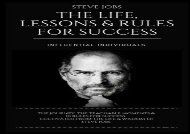 [+]The best book of the month Steve Jobs: The Life, Lessons   Rules for Success  [FULL]