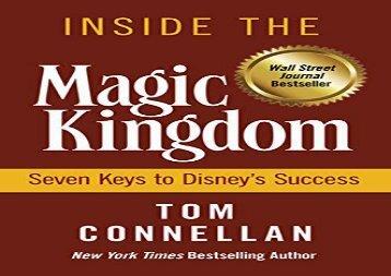 [+][PDF] TOP TREND Inside the Magic Kingdom  [FULL]