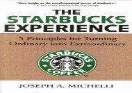[+][PDF] TOP TREND The Starbucks Experience  [DOWNLOAD]