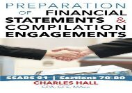 [+]The best book of the month Preparation of Financial Statements   Compilation Engagements  [NEWS]