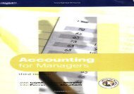 [+]The best book of the month Accounting for Managers  [DOWNLOAD]