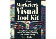 [+][PDF] TOP TREND Marketer s Visual Tool Kit: Using Charts, Graphs and Models for Strategic Planning and Problem-solving  [READ]