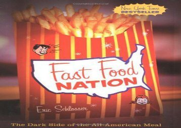 [+][PDF] TOP TREND Fast Food Nation  [FULL]