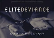 [+]The best book of the month Elite Deviance [PDF]