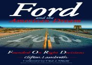 [+]The best book of the month Ford and the American Dream: Founded on Right Decisions  [FULL]