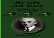 [+][PDF] TOP TREND My Life and Work-An Autobiography of Henry Ford [PDF]