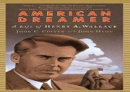 [+]The best book of the month American Dreamer: A Life of Henry A. Wallace: The Life and Times of Henry A. Wallace (Norton Paperback)  [FREE]