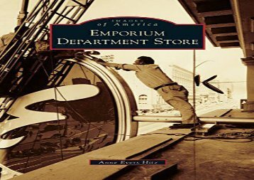 [+]The best book of the month Emporium Department Store  [DOWNLOAD]