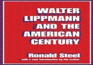 [+][PDF] TOP TREND Walter Lippmann and the American Century [PDF]