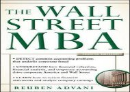 [+]The best book of the month The Wall Street Mba, Second Edition  [FULL]