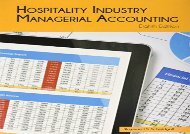 [+][PDF] TOP TREND Hospitality Industry Managerial Accounting [PDF]