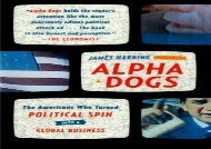 [+]The best book of the month Alpha Dogs  [NEWS]