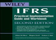 [+][PDF] TOP TREND Wiley IFRS: Practical Implementation Guide and Workbook  [READ]