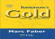 [+]The best book of the month Tomorrow s Gold: Asia s Age of Discovery  [DOWNLOAD]