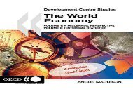 [+]The best book of the month Development Centre Studies The World Economy: Volume 1: A Millennial Perspective and Volume 2: Historical Statistics: v. 1   2 combined  [READ]