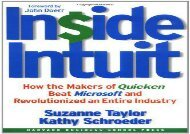 [+][PDF] TOP TREND Inside Intuit: How the Makers of Quicken Beat Microsoft and Revolutionized an Entire Industry  [NEWS]