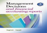 [+][PDF] TOP TREND Management Decisions and Financial Accounting Reports  [NEWS]