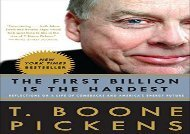 [+]The best book of the month The First Billion Is the Hardest: Reflections on a Life of Comebacks and America s Energy Future  [FULL]