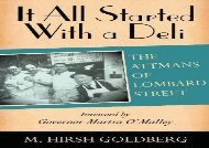 [+][PDF] TOP TREND It All Started with a Deli: The Attmans of Lombard Street  [FREE]