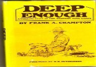 [+][PDF] TOP TREND Deep Enough: A Working Stiff in the Western Mine Camps  [FULL]