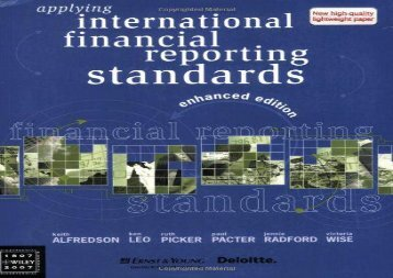 [+][PDF] TOP TREND Applying International Financial Reporting Standards  [NEWS]