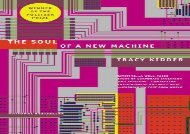 [+]The best book of the month The Soul of a New Machine  [FREE]