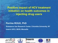 Positive impact of HCV treatment initiation on health ... - THS 10