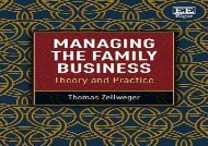 [+][PDF] TOP TREND Managing the Family Business: Theory and Practice  [DOWNLOAD]