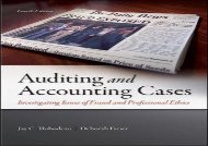 [+]The best book of the month Auditing and Accounting Cases: Investigating Issues of Fraud and Professional Ethics  [DOWNLOAD]