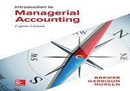 [+]The best book of the month Loose Leaf for Introduction to Managerial Accounting  [FREE]