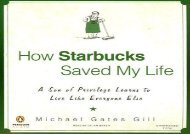 [+][PDF] TOP TREND How Starbucks Saved My Life: A Son of Privilege Learns to Live Like Everyone Else  [FULL]