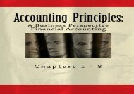 [+][PDF] TOP TREND Accounting Principles: A Business Perspective, Financial Accounting (Chapters 1 – 8): An Open College Textbook: Volume 1 (Irwinmcgraw-hill Series in Principals of Accounting)  [FULL]