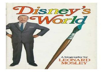 [+][PDF] TOP TREND Disney s World  [FREE]
