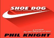 [+]The best book of the month Shoe Dog: Young Readers Edition  [NEWS]