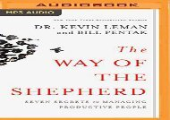 [+][PDF] TOP TREND The Way of the Shepherd: Seven Secrets to Managing Productive People  [READ]