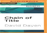 [+]The best book of the month Chain of Title  [READ]