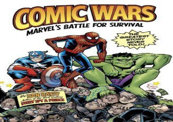 [+]The best book of the month Comic Wars: Marvels Battle For Survival  [DOWNLOAD]