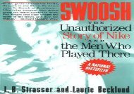 [+]The best book of the month Swoosh: The Unauthorised Story of Nike and the Men Who Played There: The Unauthorized Story of Nike and the Men Who Played There  [NEWS]