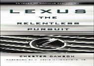 [+][PDF] TOP TREND Lexus: The Relentless Pursuit [PDF]