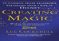 [+][PDF] TOP TREND Creating Magic: 10 Common Sense Leadership Strategies from a Life at Disney  [NEWS]