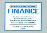 [+][PDF] TOP TREND Healthcare Finance: An Introduction to Accounting and Financial Management  [FREE]