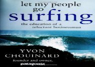 [+][PDF] TOP TREND Let My People Go Surfing: The Education of a Reluctant Businessman  [FREE]