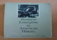 [+]The best book of the month Business Enterprise in American History  [FULL]