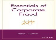 [+]The best book of the month Essentials of Corporate Fraud (Essentials Series) [PDF]